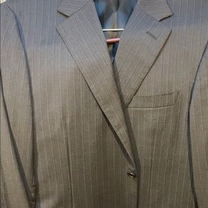 Canale 50R Dark Gray Dinner Jacket Sport Coat